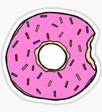 Frosted Donut Sticker