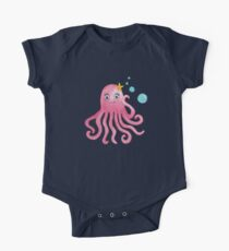 Cute Octopus Kids Clothes