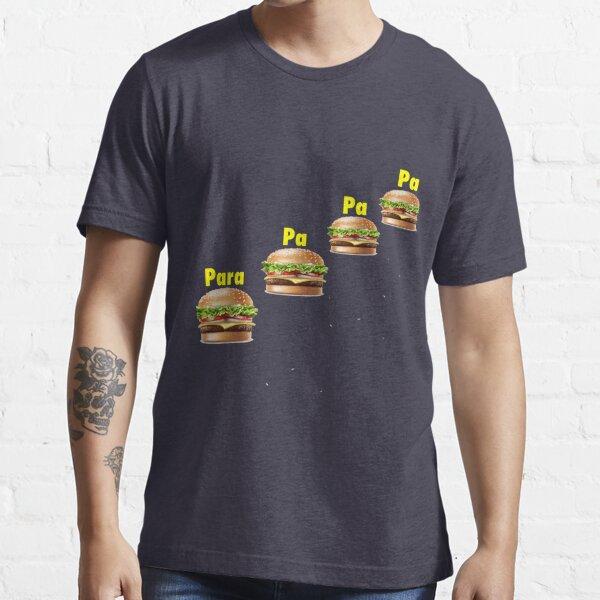 T-shirt Mcdo Parapapapa T-shirt essentiel