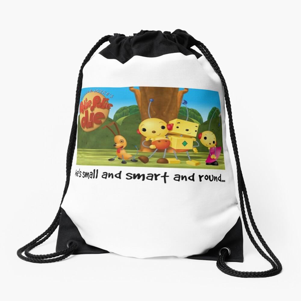 Rolie Polie Olie Drawstring Bag