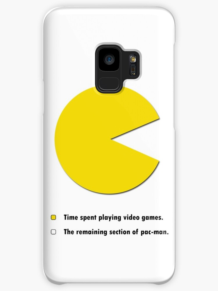 Video Game Pie Chart Cases Skins For Samsung Galaxy By