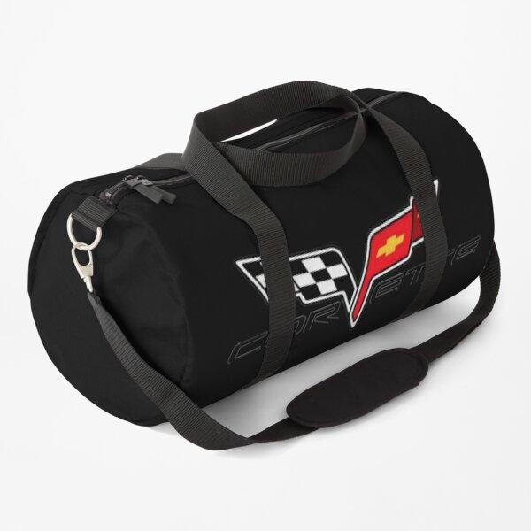 logo c6 Duffle Bag