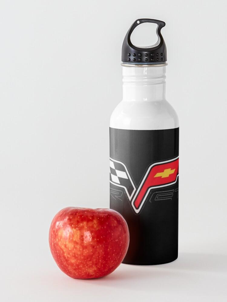 Alternate view of  logo c6 Water Bottle