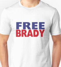 # FREE BRADY Unisex T-Shirt
