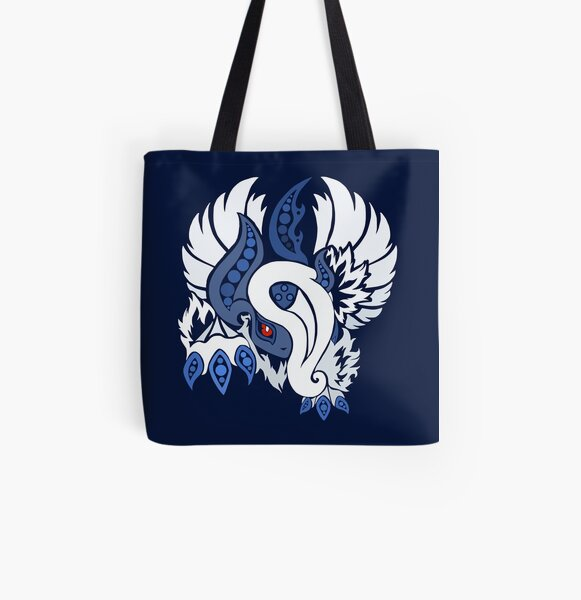 Mega Absol - Yin and Yang Evolved! All Over Print Tote Bag
