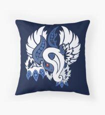 Mega Absol - Yin and Yang Evolved! Throw Pillow