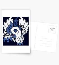 Mega Absol - Yin and Yang Evolved! Postcards