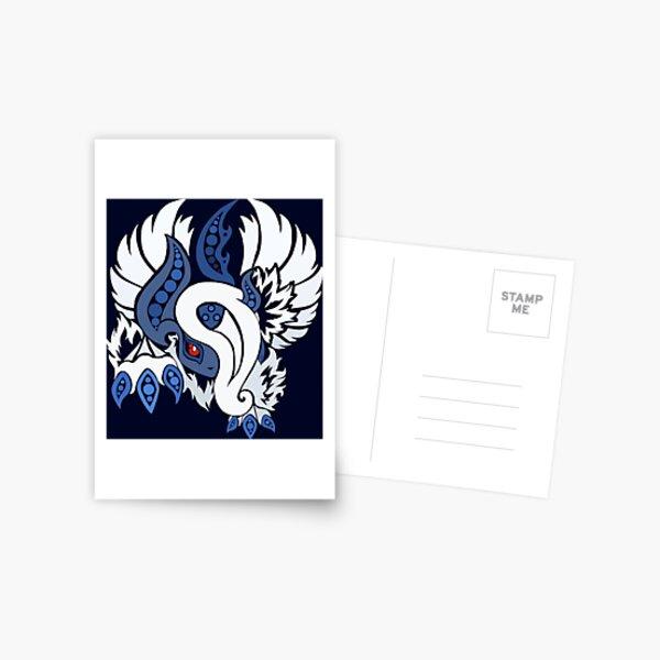 Mega Absol - Yin and Yang Evolved! Postcard