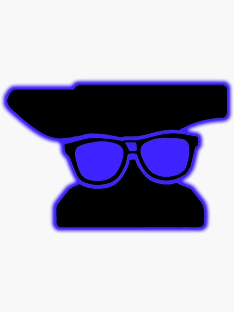 Just our NerdyForge Logo by NerdyForge