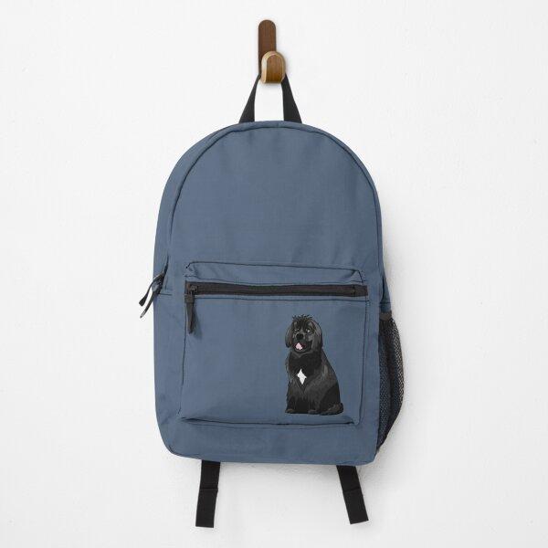 Cute Newfie Backpack