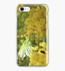 mimosa iPhone Case/Skin