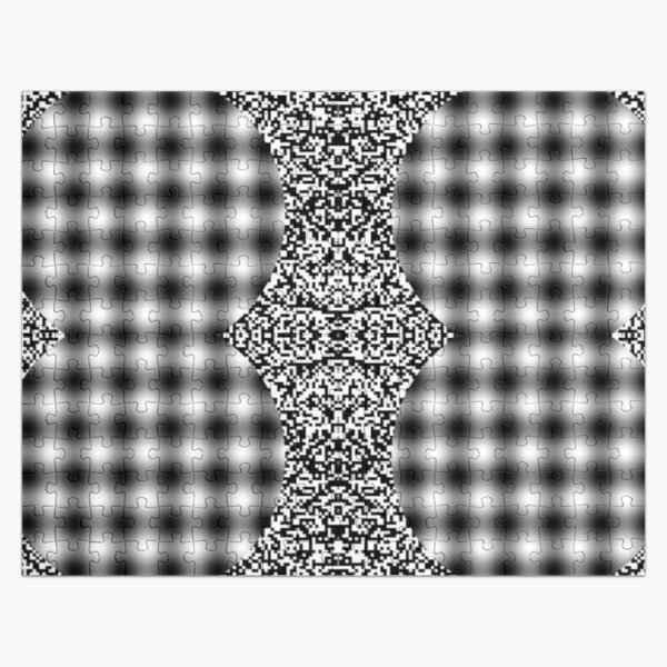 Optical illusion in Physics Jigsaw Puzzle
