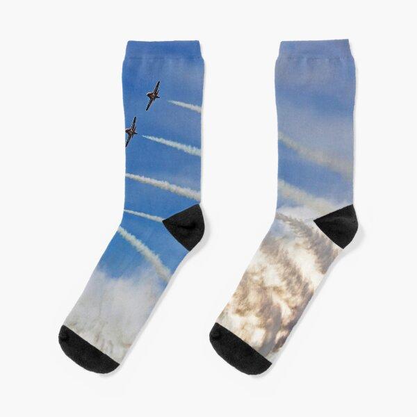 The Royal Canadian Air Force SNOWBIRDS Socks