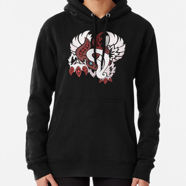 Shiny Mega Absol - Yin and Yang Evolved! Pullover Hoodie