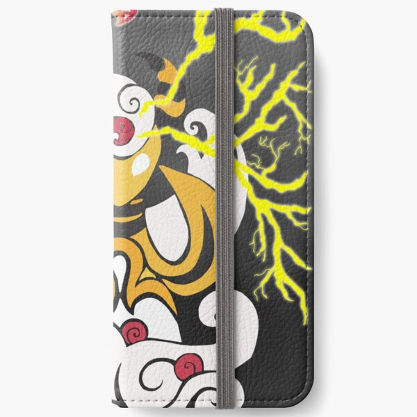 Tribalish Mega Ampharos - Eye of the Storm iPhone Wallet