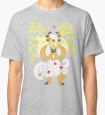 Tribalish Mega Ampharos - Eye of the Storm Classic T-Shirt