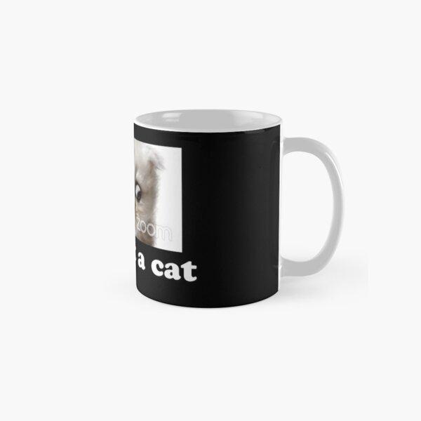 I'm not a cat Classic Mug