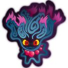 Tribalish Misdreavus (Sticker) by vaguelygenius