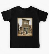 Old West Bandit Kids Clothes