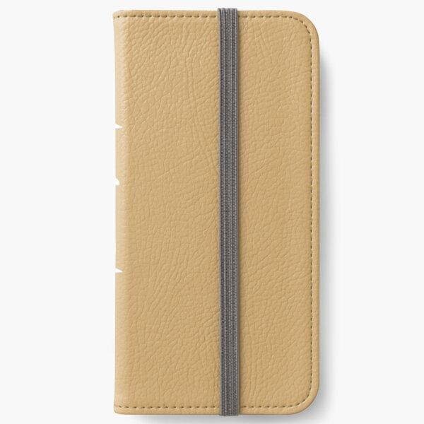 """Design Called """"Cheonoecheon"""" by Korean Hanzi iPhone Wallet"""
