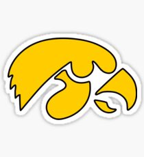 iowa logo Sticker