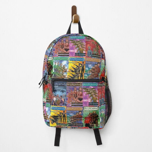 Animorphs Book Covers Backpack