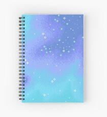 Cuaderno de espiral Nebulosa del crepúsculo