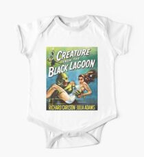 Creature from the Black Lagoon One Piece - Short Sleeve