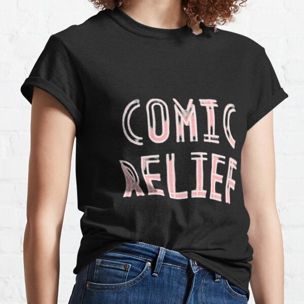 Comic Relief 2021 - Red Nose Day Classic T-Shirt