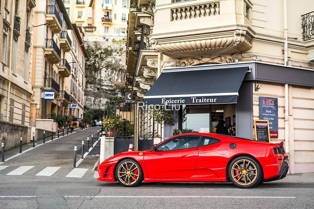 Ferrari 430 Scuderia  by Rico Liu