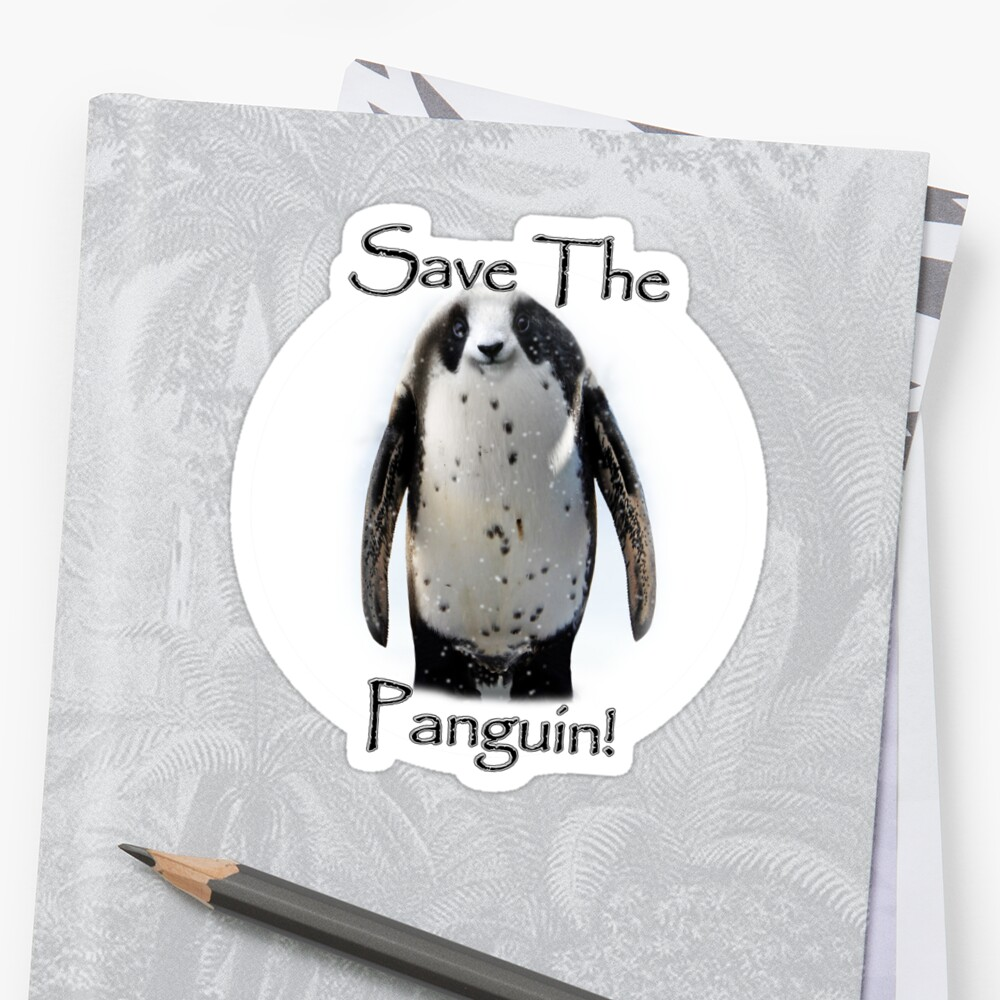 Save the Panguin! by Gravityx9