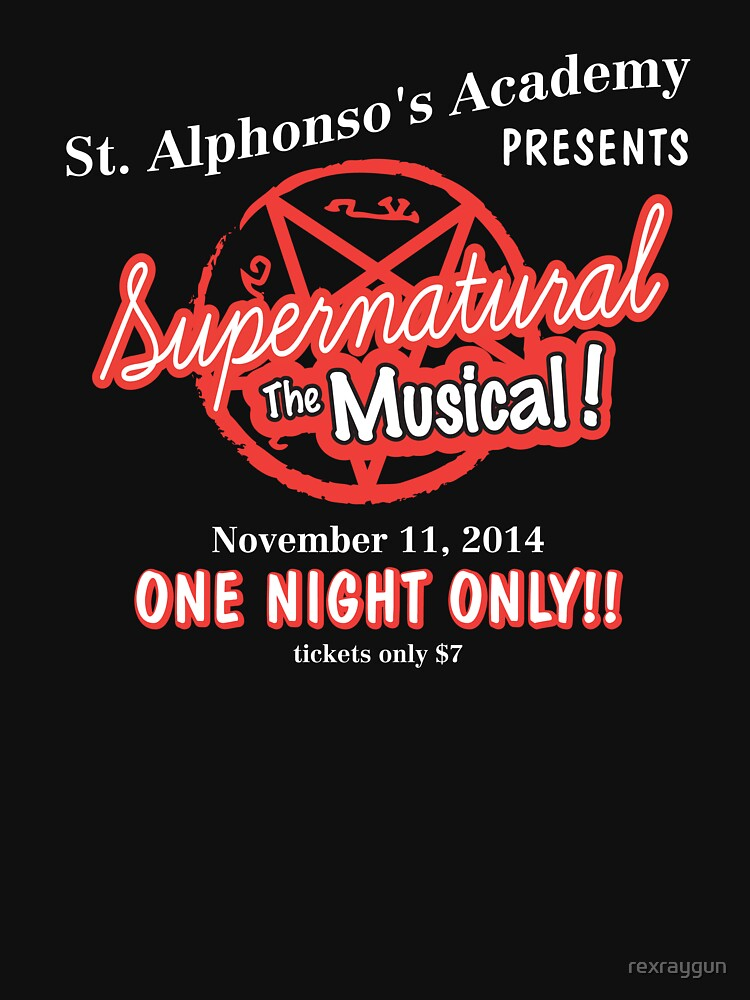 Supernatural The Musical | Unisex T-Shirt
