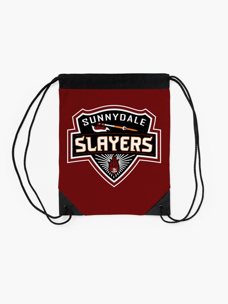 Alternate view of Sunnydale Slayers Drawstring Bag