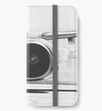 Jet Turbofan Engine iPhone Wallet/Case/Skin