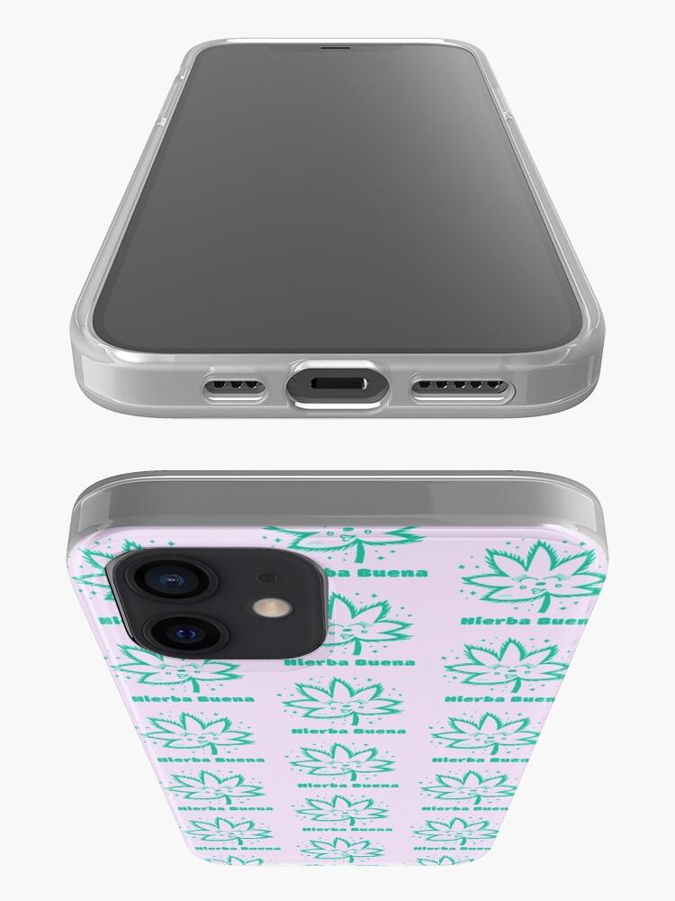 Alternate view of Hierba Buena iPhone Case