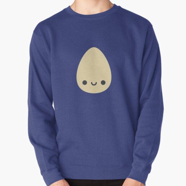 Cute Kawaii Egg Pullover Sweatshirt