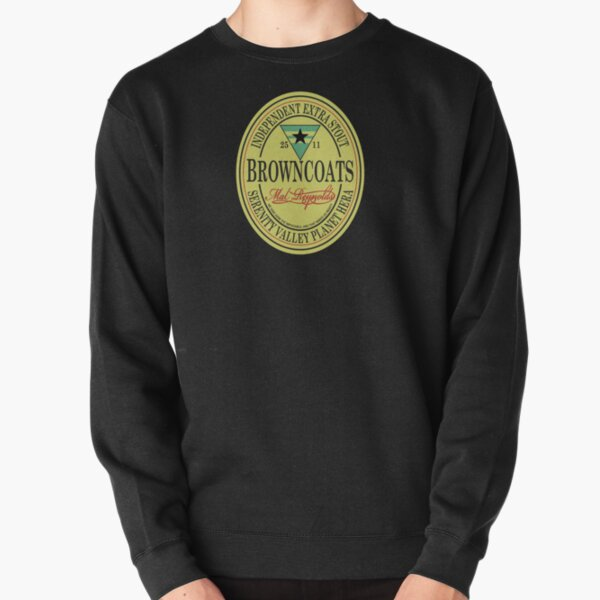 Browncoats Independent Extra Stout Pullover Sweatshirt