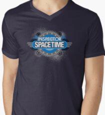 Inspector Spacetime Men's V-Neck T-Shirt