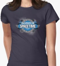 Inspector Spacetime Women's Fitted T-Shirt