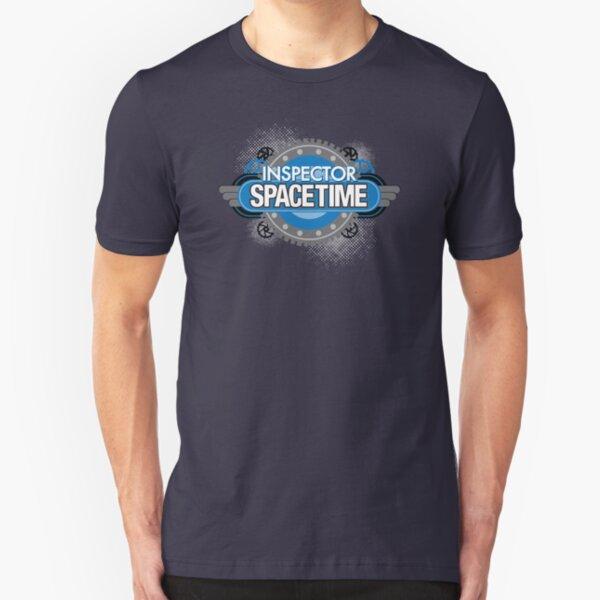 Inspector Spacetime Slim Fit T-Shirt