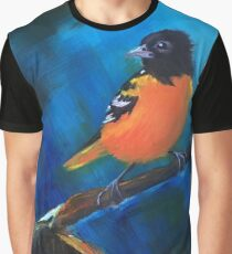Northern Oriole Graphic T-Shirt