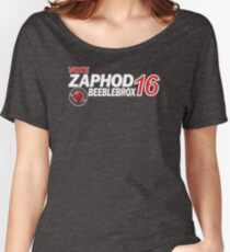 Zaphod Beeblebrox 2016 Women's Relaxed Fit T-Shirt