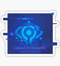 Copland OS Enterprise Sticker