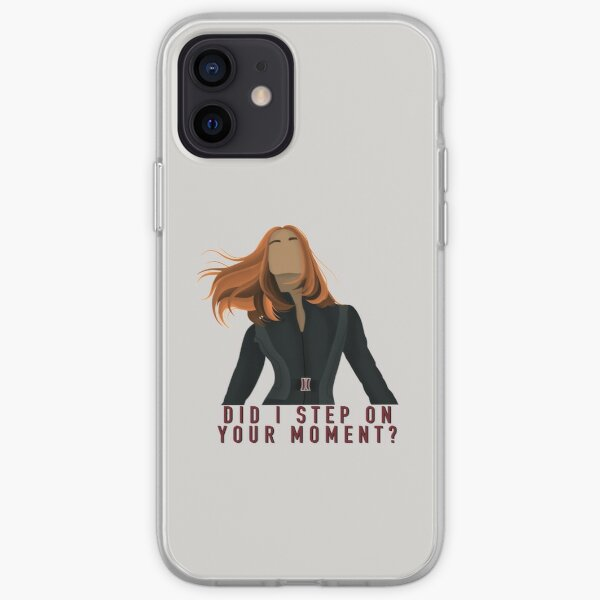 Did I Step On Your Moment? iPhone Soft Case