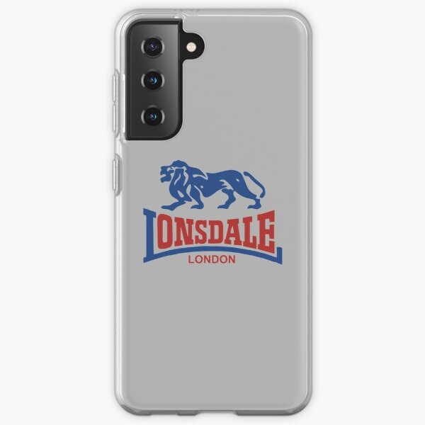 Lonsdale Original Logo Samsung Galaxy Soft Case
