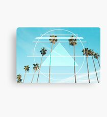 Berkeley Palms Canvas Print