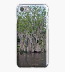 Spooky Swamp Tree iPhone Case/Skin