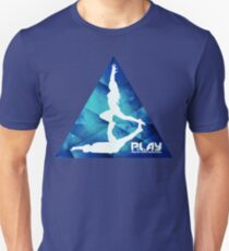 PLAY - Blue Trigon T-Shirt