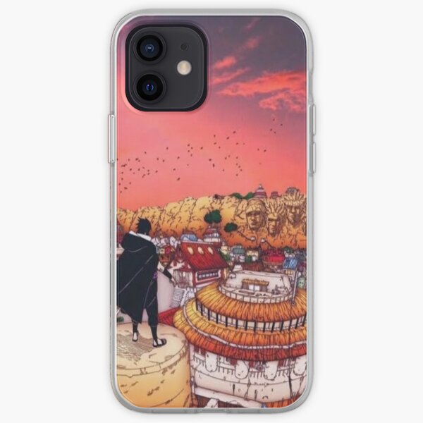 Village de Konoha Coque souple iPhone