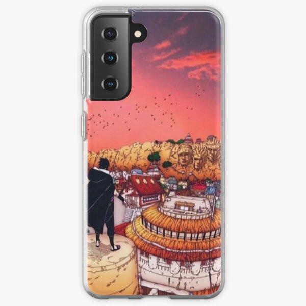 Village de Konoha Coque souple Samsung Galaxy